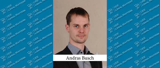 Inside Insight: Interview with Andras Busch, General Counsel at Siemens Energy Hungary