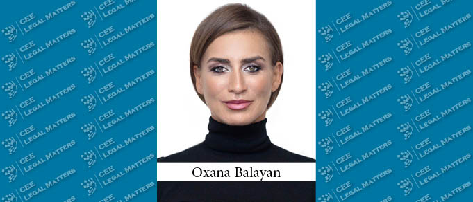 Former Managing Partner Oxana Balayan Leaves Hogan Lovells Moscow to Launch New Consultancy