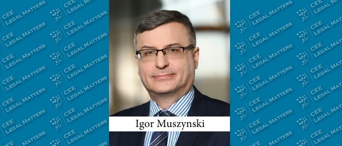 Igor Muszynski Joins SSW Pragmatic Solutions' Energy Practice