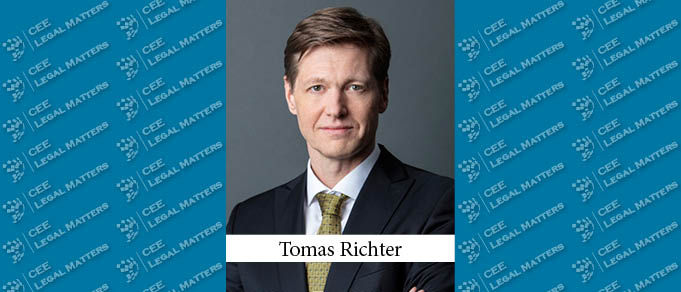 Tomas Richter Moves from Clifford Chance to JSK in Prague