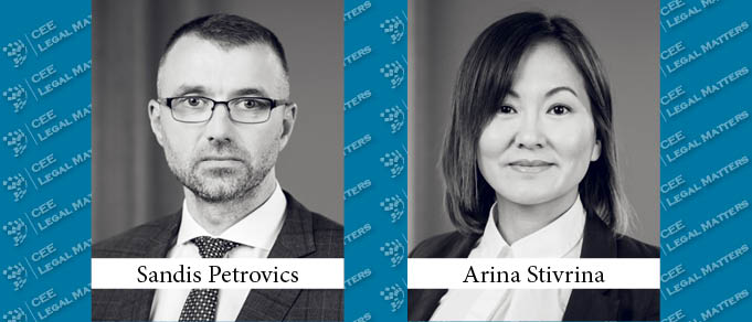 Petrovics and Stivrina Become Co-Heads of Data Protection and Privacy at TGS Baltic in Latvia