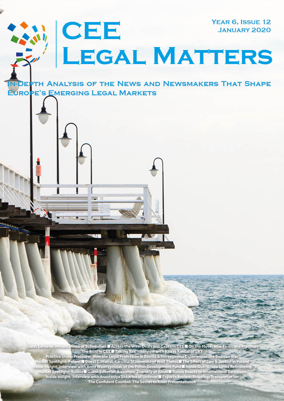 CEE Legal Matters: Issue 6.12