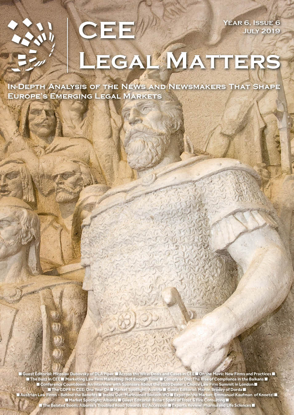 CEE Legal Matters: Issue 6.6.