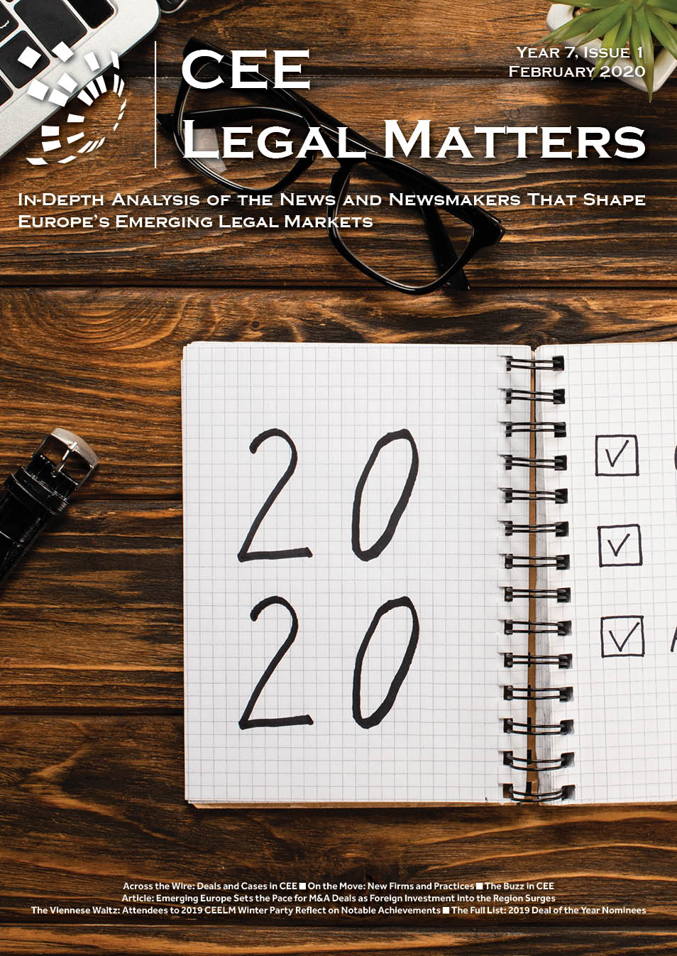CEE Legal Matters: Issue 7.1